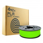 XYZ Printing XYZprinting Da Vinci Junior / Mini PLA - 600g - Neon Green