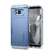 Spigen Crystal Wallet 571CS21118 Samsung Galaxy S8+ (blue coral)