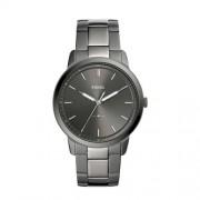 Fossil The Minimalist 3H Heren Horloge FS5459