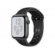 Nike Умные часы APPLE Watch Nike+ Series 4 40mm Space Grey Aluminium Case with Anthracite-Black Nike Sport Band MU6J2RU/A