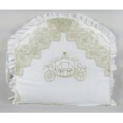 Tizo Комплект в кроватку Tizo Lux 1822 (5 предметов)