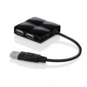 BELKIN USB HUB 2.0 4-port Travel Quilted