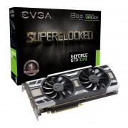Placa De Video Vga Evga Gtx1070 Sc Gaming 8gb Gddr5 3.0