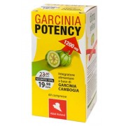 Abbe'Roland Srl Garcinia Potency 1200 Dy 60cpr