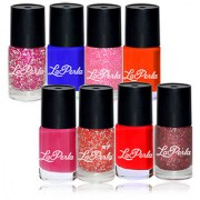 Laperla Multicolor Nail Polish Set of 08 PCs-LNP903