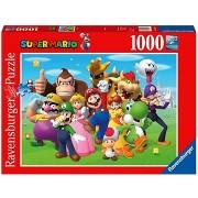 Ravensburger 149704 Super Mario, 1000 darabos