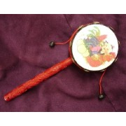 Chinese Rattle Drum, Chinese Toy Drum, Party Drums