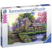 Puzzle Cabana Romantica, 1000 Piese