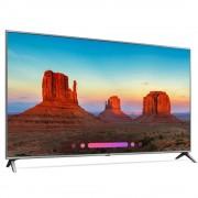 LG Smart Tv 55 Pulgadas AI ThinQ HDR WiFi Bluetooth Voz LG 55UK6500AUA