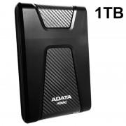 Adata HD650 USB 3.1 External Hard Drive - 1TB - Black