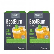 Spalacz tłuszczu BootBurn ACTIVE o mocy XXL. Napój o smaku mango. 2x15 saszetek