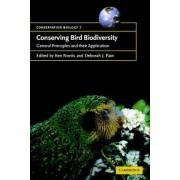 Conserving Bird Biodiversity: ...
