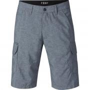 pantaloni scurți bărbați VULPE - Slambozo - Cărbune - 16219-028