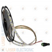 Striscia Bianco Freddo 6500K LED SMD5630 da Interno 5MT Altissima Luminosità 50W