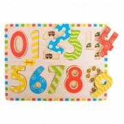 Puzzle mare 123 BigJigs