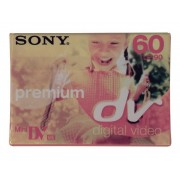 Sony Videokassett miniDV Sony DVM 60 PRE 60 min