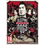 SLEEPING DOGS - DEFINITIVE EDITION - STEAM - PC