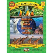 Habitats of the World/Habitats del Mundo: Spanish/English Bilingual Edition, Paperback/Sindy McKay