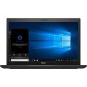 "Ultrabook Dell Latitude 7490 (Procesor Intel® Core™ i7-8650U (8M Cache, up to 4.20 GHz), Kaby Lake R, 14"" FHD, 8GB, 256GB, Intel® UHD Graphics 620, FPR, Win10 Pro, Negru)"
