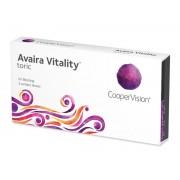 CooperVision Avaira Vitality Toric (3 čočky)