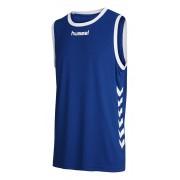 Maiou de joc baschet hummel Core - copii, albastru 103651-7045-116-128 cm