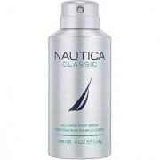 Nautica Classic Deodorant Spray - For Men (150 ml)