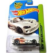 hot wheels hw Workshop Dodge Viper SRT10 ACR 236/250 2015