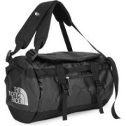 The North Face BASE CAMP DUFFEL - XS Travel Duffel Bag(Black)