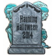 AST Works 2014 Disney Haunting Halloween Master Gracey and Constance LE-3000 Pin