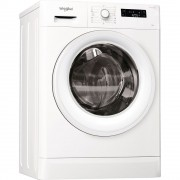 Masina de spalat rufe Whirlpool FWSF61252W, 6 kg, 1200 rpm, Display, Soft move, Fresh Care, Clasa energetica A++, L 60 cm, Alb