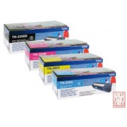 TN325Y - Brother Toner, Yellow, 3500 pages