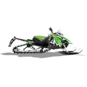 Arctic Cat M8000 153 SE '16