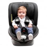 Scaun auto Allegra rotativ cu isofix 0-36 kg negru KidsCare