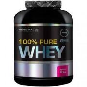 Probiótica Whey Protein Probiótica 100% Pure Whey - Morango - 2Kg