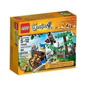 LEGO (LEGO) Castle Forest ambush 70400