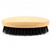 Kent Brushes Militär Haarbürste Aus Buchenholz