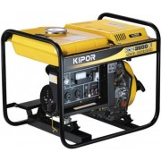 Generator de curent KIPOR KDE 3500 X, 3.2 kVA, diesel