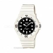 Casio LRW-200H-1EVDF reloj analogico de deporte - blanco + negro (sin caja)