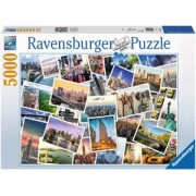 New York - The City that Never Sleeps Puzzel (5000 stukjes)