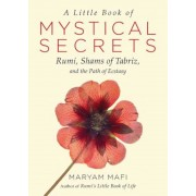 A Little Book of Mystical Secrets: Rumi, Shams of Tabriz, and the Path of Ecstasy, Paperback