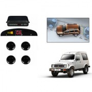 Kunjzone Car Parking Sensor For Maruti Suzuki Gypsy