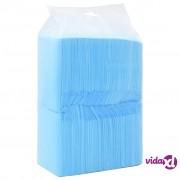 vidaXL Podloge za obuku ljubimaca 100 kom 90 x 60 cm od netkane tkanine