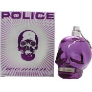 Police to be woman eau de parfum 125ml spray