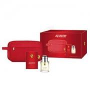 Ferrari Scuderia Red Gift Set Eau De Toilette 40ml + Pouch