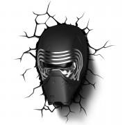 JWP Limited Star Wars The Force Awakens Kylo Ren 3D Light