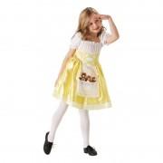 Costum de carnaval pentru fetite Goldie, 3 ani+