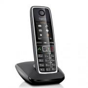 Telefon fix DECT cu baza Gigaset C530 fara fir Negru