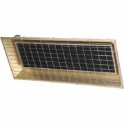 TPI Overhead Flat Panel Electric Infrared Heater - 9,500 Watt, 32,415 BTU, Model FSS-9520-3