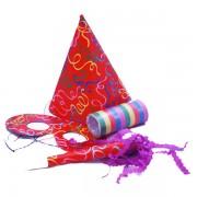 Party csomag (piros)