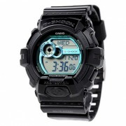 Reloj deportivo Casio G-choque GLS-8900-1DR para adultos-Negro